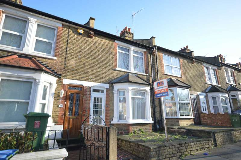 2 Bedrooms Terraced House for sale in Greening Street, Abbey Wood