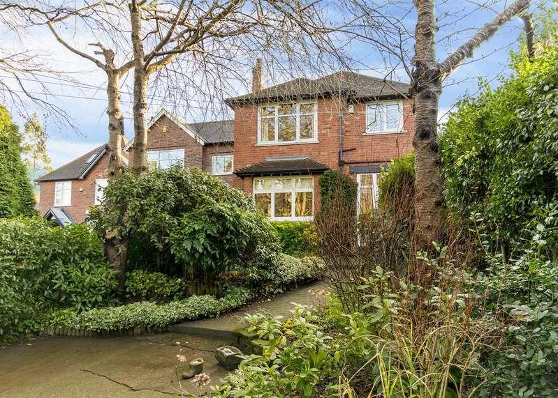 4 Bedrooms Detached House for sale in Derby Road, Nottingham