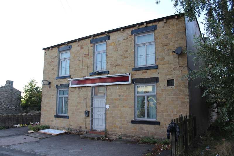 1 Bedroom Commercial Property for sale in Cemetery Road, Heckmondwike, West Yorkshire, WF16 9EG