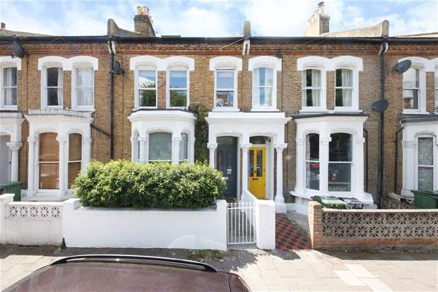 5 Bedrooms Terraced House for sale in Dalberg Road, Brixton