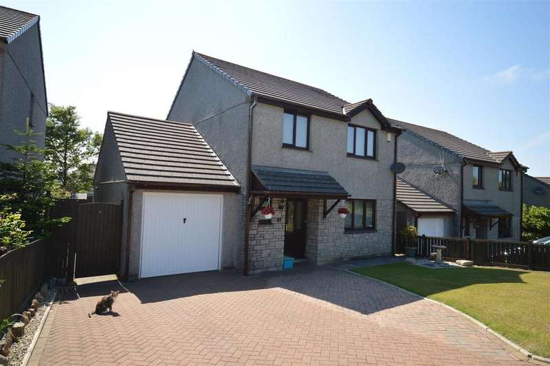 4 Bedrooms House for sale in Beauchamp Meadow, Redruth