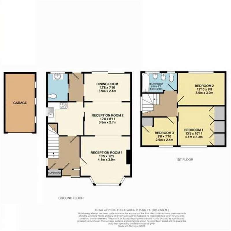 3 Bedrooms Semi Detached House for sale in Carrington Avenue, Borehamwood, Hertfordshire
