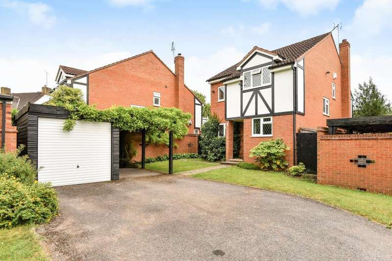 4 Bedrooms Detached House for sale in Deerswood, Maidenhead, SL6