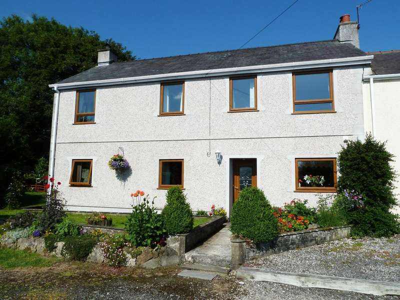 4 Bedrooms Semi Detached House for sale in Lon Bryn Mair, Brynteg, Isle of Anglesey, LL78