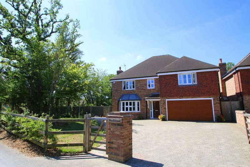 6 Bedrooms Detached House for sale in Ox Lane, St Michaels, Tenterden
