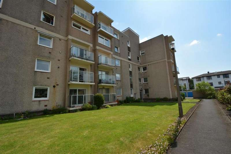 2 Bedrooms Ground Flat for sale in 64 Castlebay Court, Largs, KA30 8DP