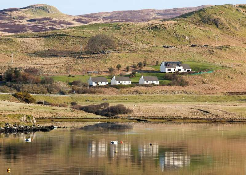 Residential Development Commercial for sale in The Sycamores and Bracadale Holiday Cottages.
