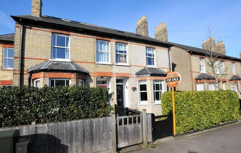 3 Bedrooms Semi Detached House for sale in Melbourn Road, Royston