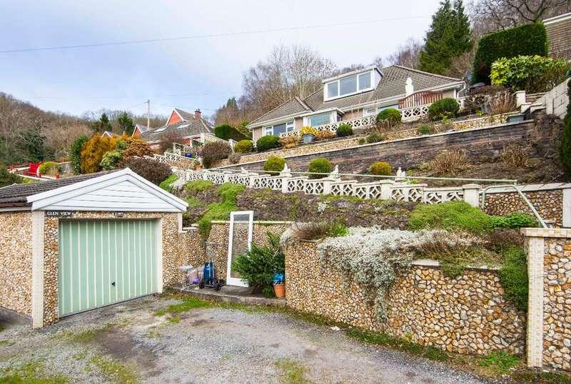 3 Bedrooms Bungalow for sale in Glen View Park Lane Treharris