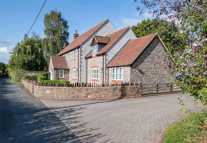 4 Bedrooms Detached House for sale in Chestnut Springs, Mission Road, Iron Acton, Bristol, BS37