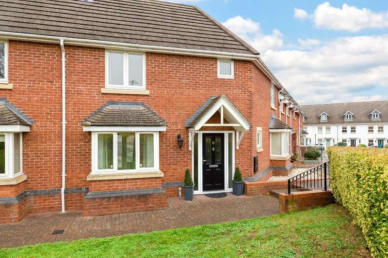 3 Bedrooms Terraced House for sale in Farrier Court, Royston