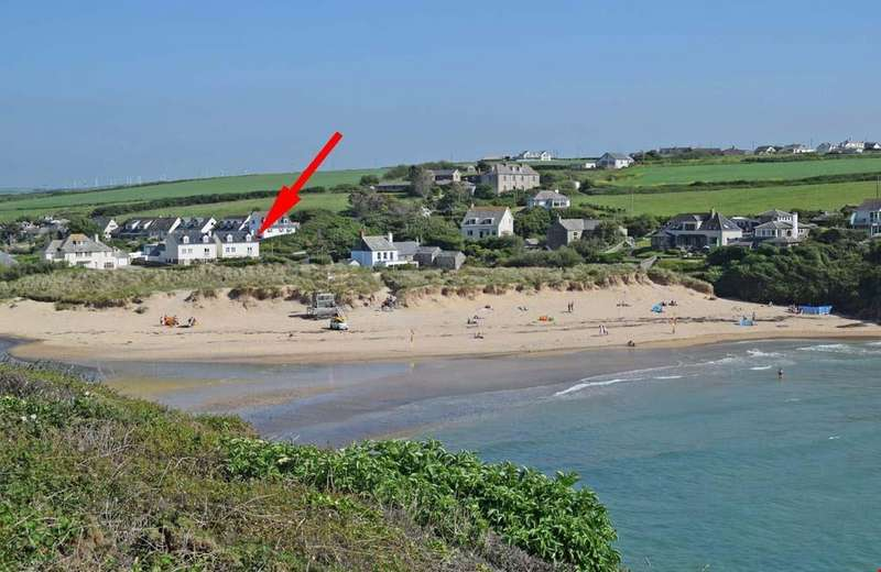 5 Bedrooms Detached House for sale in Porthcothan Bay, Nr. Padstow, Cornwall