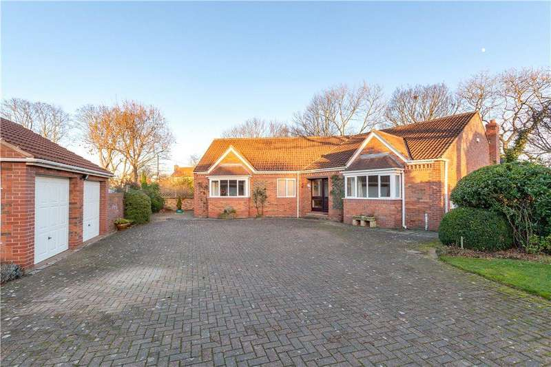 4 Bedrooms Detached Bungalow for sale in The Beeches, Stokesley, North Yorkshire