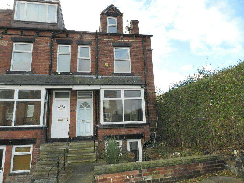 2 Bedrooms End Of Terrace House for sale in Lumley Mount, Leeds