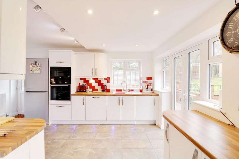 5 Bedrooms Semi Detached House for sale in Seabrook, LU4