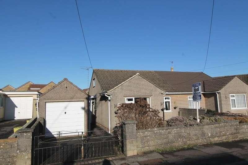 2 Bedrooms Semi Detached Bungalow for sale in Oaklands, Paulton, Bristol