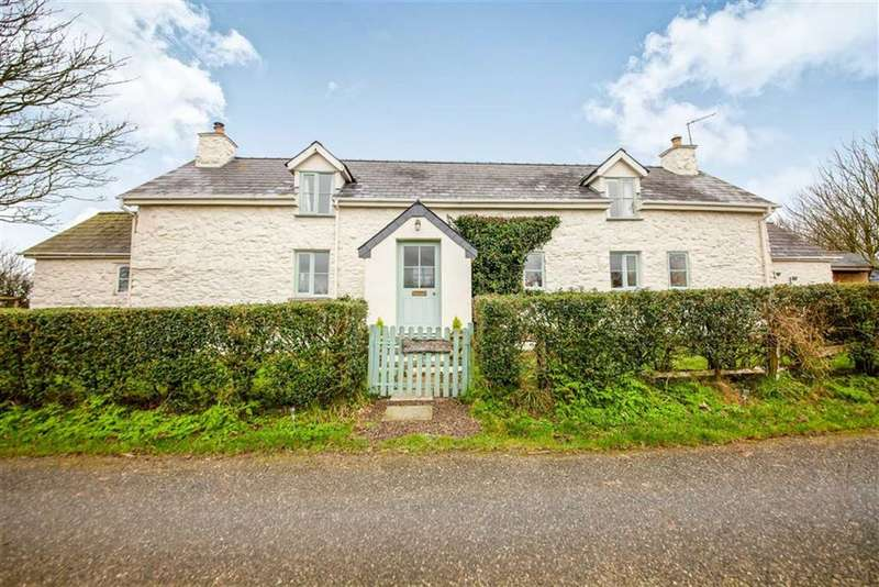 3 Bedrooms Detached House for sale in Llandeloy, Haverfordwest