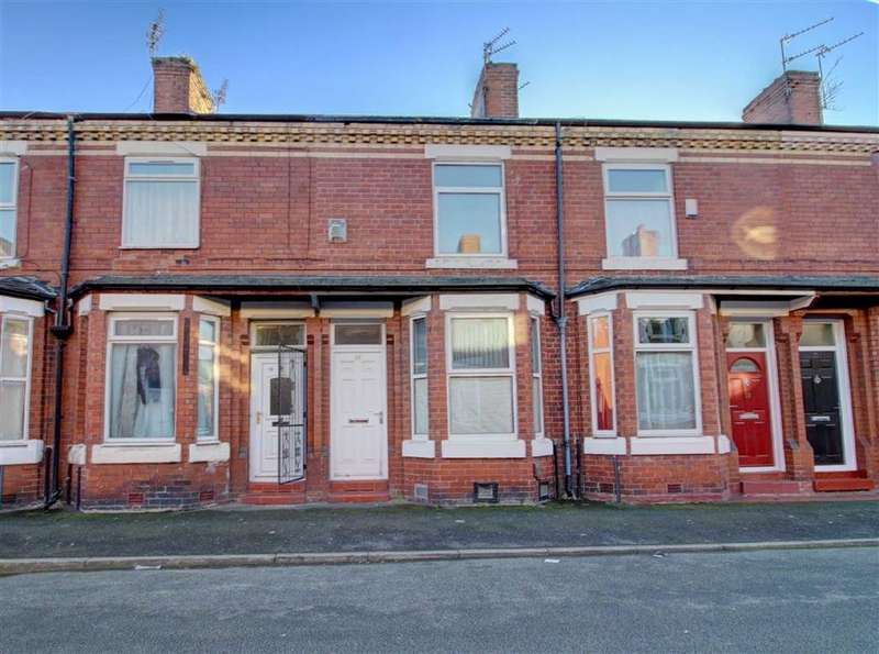 2 Bedrooms Terraced House for sale in Boscombe Street, Manchester
