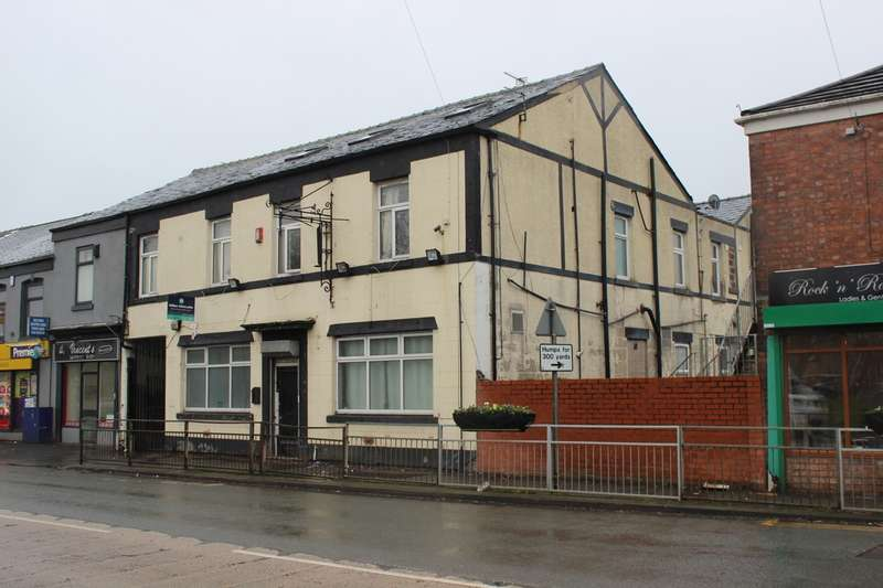 8 Bedrooms Block Of Apartments Flat for sale in Warrington Road, Ince, Wigan, WN3