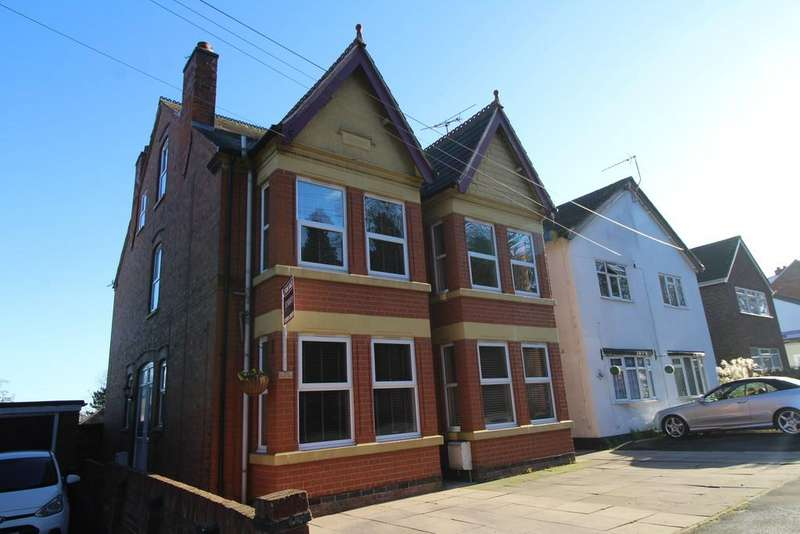 4 Bedrooms Semi Detached House for sale in Charnwood Road, Shepshed