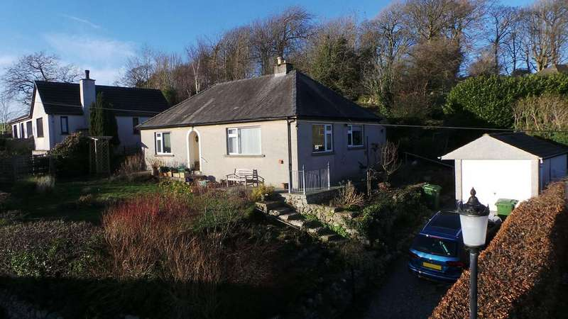 3 Bedrooms Detached Bungalow for sale in White Ghyll Lane, Bardsea, Ulverston. LA12 9QR