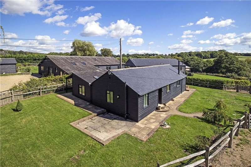 7 Bedrooms Farm House Character Property for sale in Smithers Lane, Cowden, Edenbridge, Kent, TN8