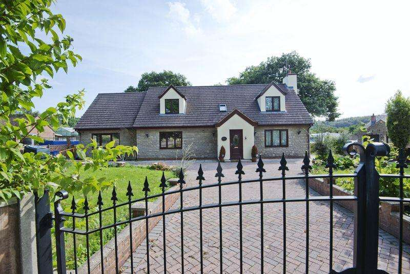3 Bedrooms Detached House for sale in Brierley, Drybrook