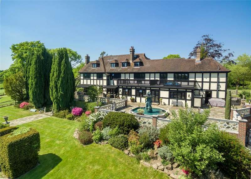 9 Bedrooms Detached House for sale in Pickwell Lane, Bolney, Haywards Heath, West Sussex