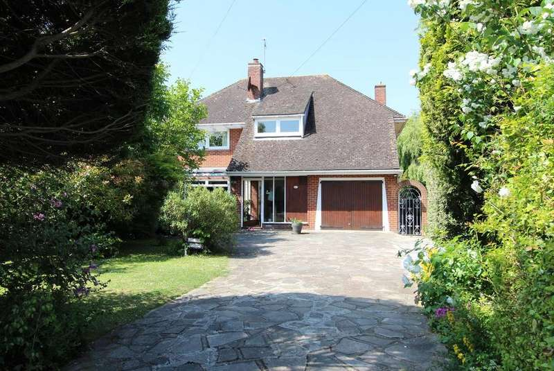 4 Bedrooms Detached House for sale in Church Lane, Bulphan, Upminster, Essex, RM14