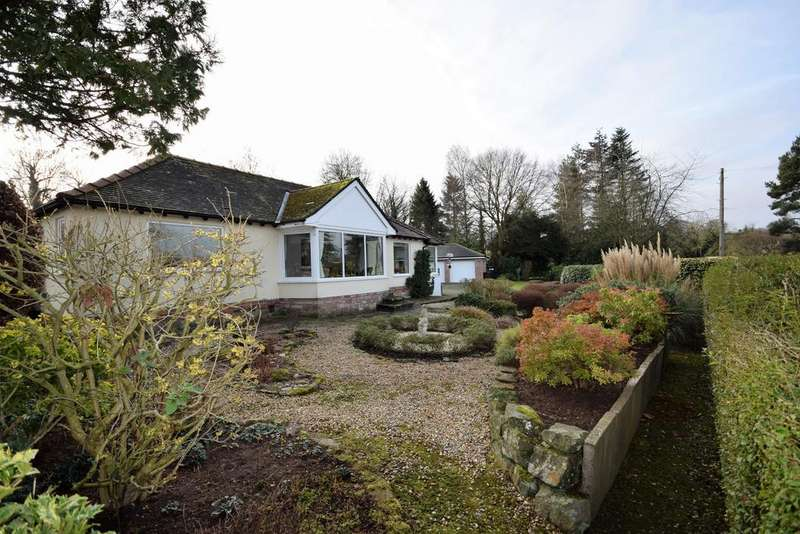 4 Bedrooms Detached House for sale in Battlesteads, Staffordshire, ST10