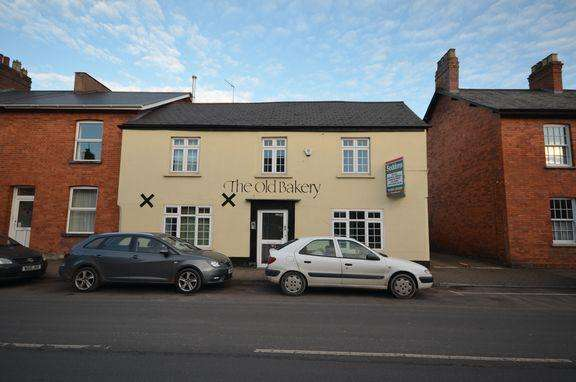 Terraced House for sale in Tiverton