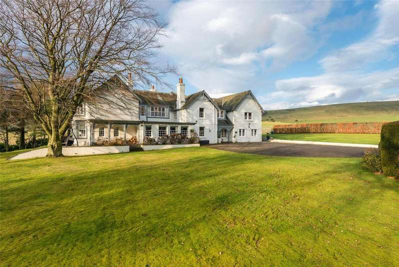 8 Bedrooms Detached House for sale in Grange Dell House, Penicuik, Midlothian
