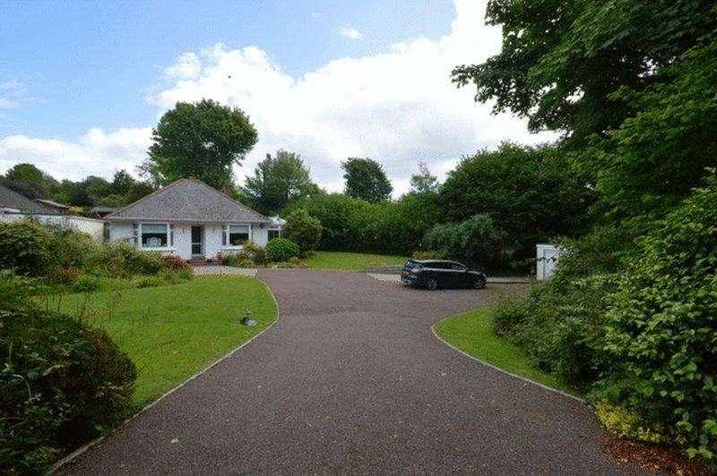 2 Bedrooms Detached Bungalow for sale in Pennys Lane, Par