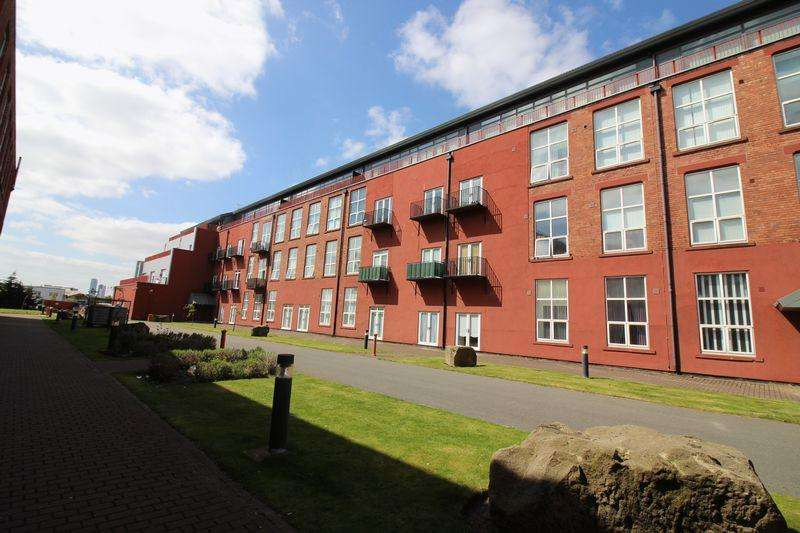 3 Bedrooms Apartment Flat for sale in 51 Commercial Road, Liverpool