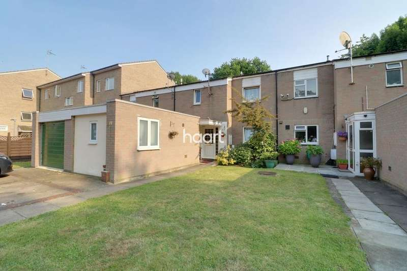 3 Bedrooms Terraced House for sale in Pocklington Close, London