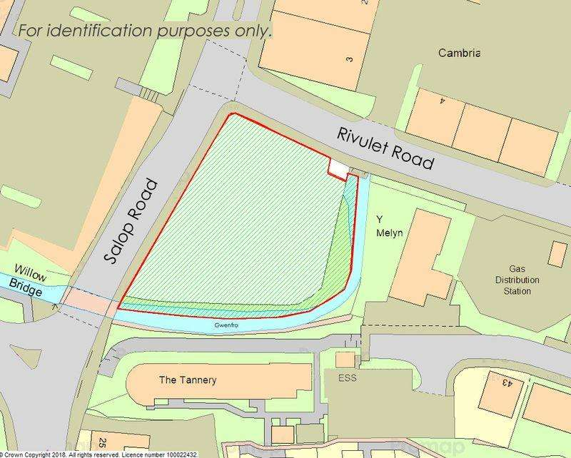 Land Commercial for sale in Salop Road, Wrexham