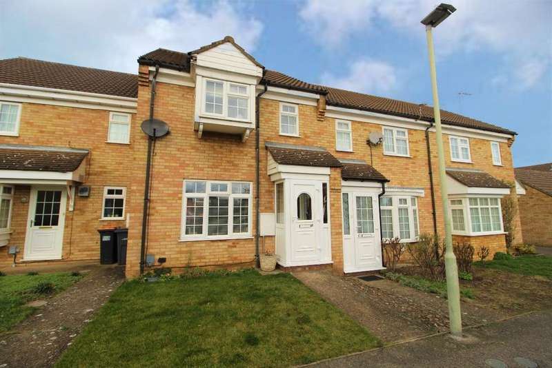 3 Bedrooms Terraced House for sale in Beatrice Street, Kempston, MK42