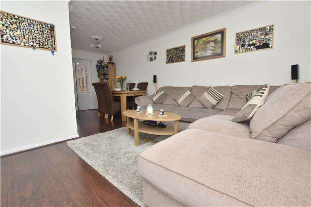 2 Bedrooms Terraced House for sale in Troon Drive, Warmley, BS30 8GR