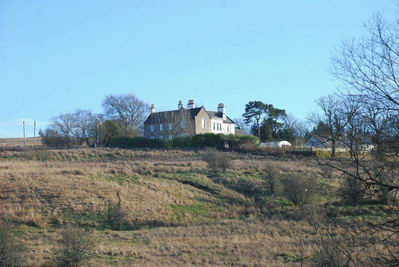 8 Bedrooms Country House Character Property for sale in Bellsbank House, Bellsbank Road, Dalmellington, KA6 7PR
