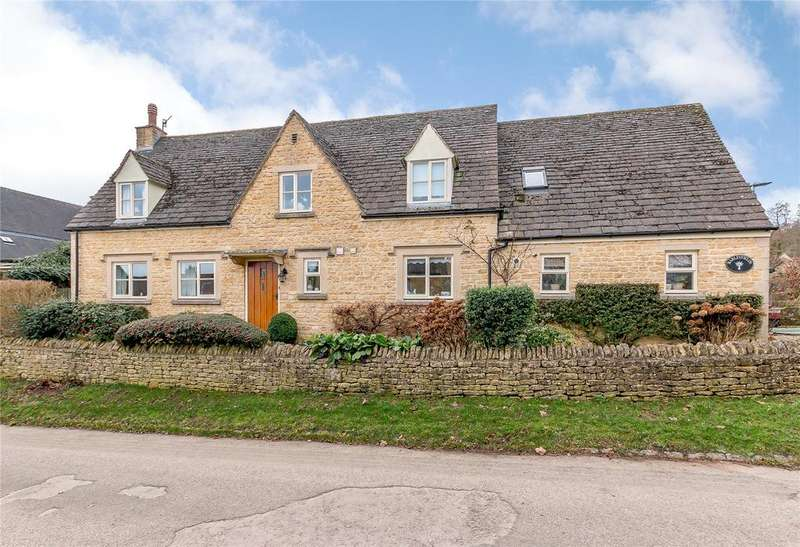 4 Bedrooms Detached House for sale in Church Farm Lane, Aston Magna, Moreton-in-Marsh, Gloucestershire