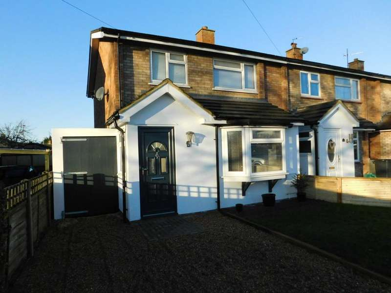 3 Bedrooms Semi Detached House for sale in Church Lane, Arlesey, Beds SG15 6UL