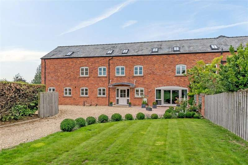 5 Bedrooms Unique Property for sale in Peel Hall Park, Peel Hall Lane, Ashton, Chester, CH3