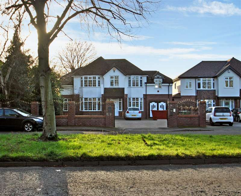 4 Bedrooms Detached House for sale in Higher Lane, LYMM, WA13