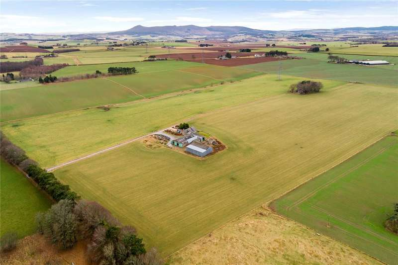 Plot Commercial for sale in Nether Tocher, Meikle Wartle, Inverurie, Aberdeenshire, AB51