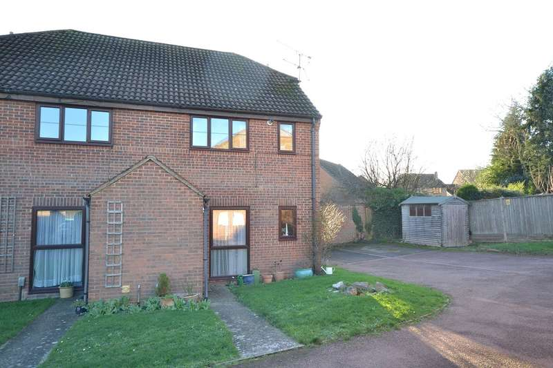 1 Bedroom Apartment Flat for sale in Parsley Close, Lower Earley, Reading