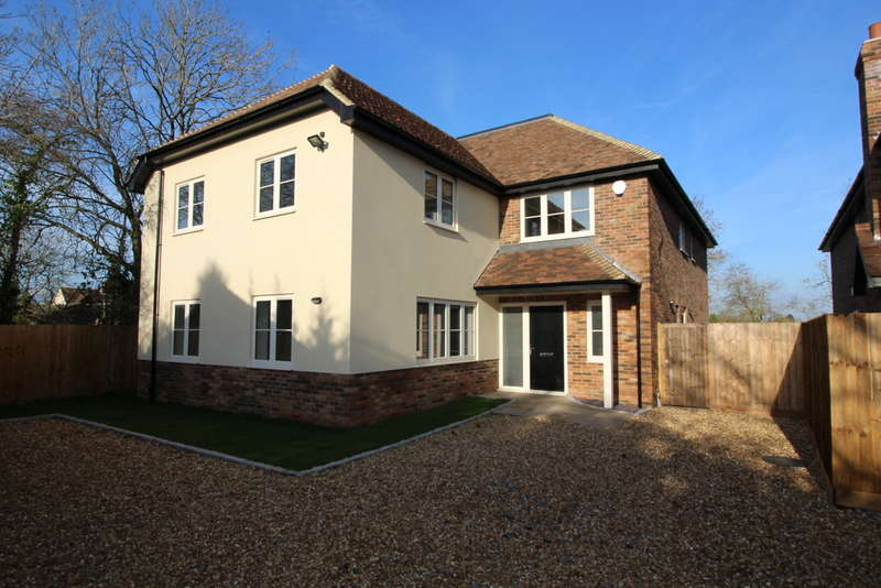 5 Bedrooms Detached House for sale in Plot 3, The Sycamores, Colmworth, MK44