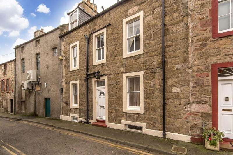 4 Bedrooms Town House for sale in 1 Kilpair Street, Haddington, EH41 3JQ