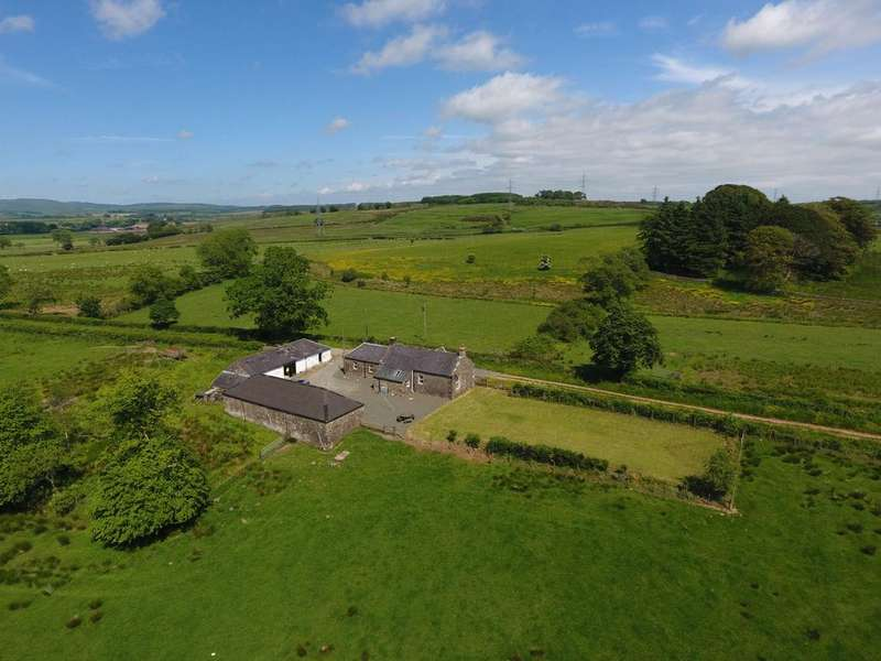 3 Bedrooms Smallholding Commercial for sale in Outerland, Eaglesfield, Lockerbie DG11