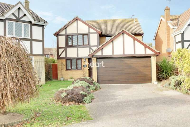 4 Bedrooms Detached House for sale in Aspen Way, Harwich