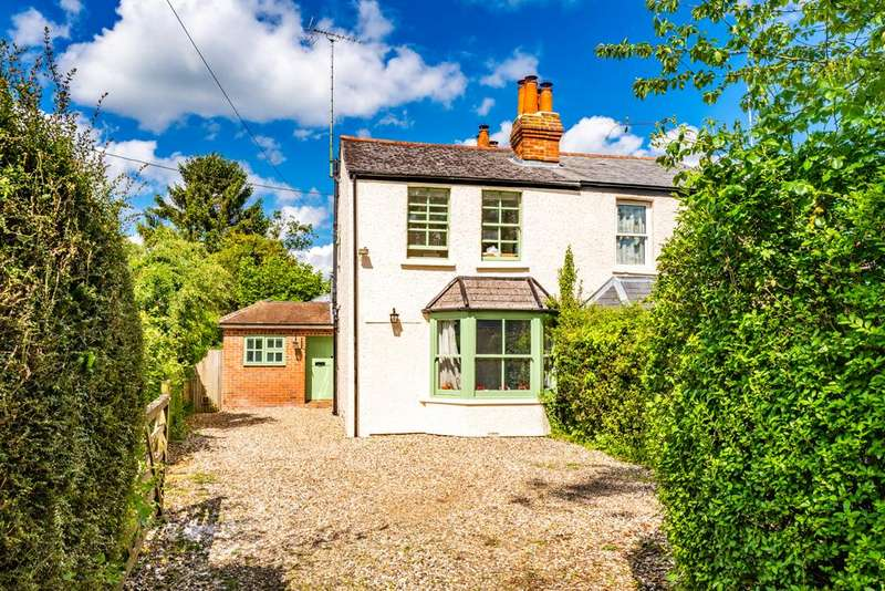 3 Bedrooms Semi Detached House for sale in Plum Tree Cottage, Checkendon, RG8